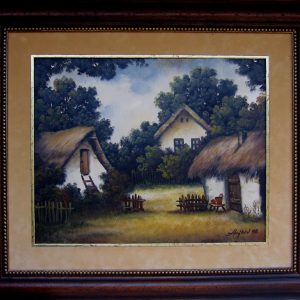 Sava Stojkov, Cottages